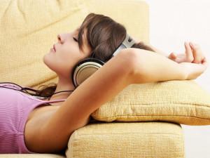 Прослушивание музыки по утрам