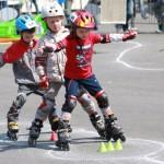 Занятия спортом для детей