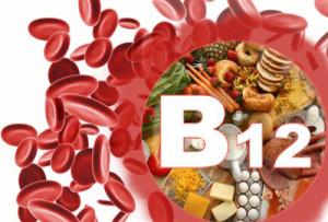 Витамин в12 дефицитная анемия