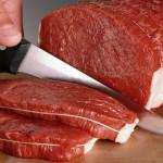 Мясо в питании человека