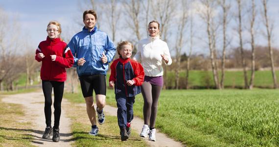 Занятие спортом влияет на гены