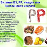 Витамин В3 (никотиновая кислота)